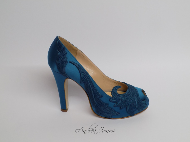 Scarpe Sposa Online Italia.Scarpe Da Sposa Andrea Iommi Wedding Shoes Handmade In Italy