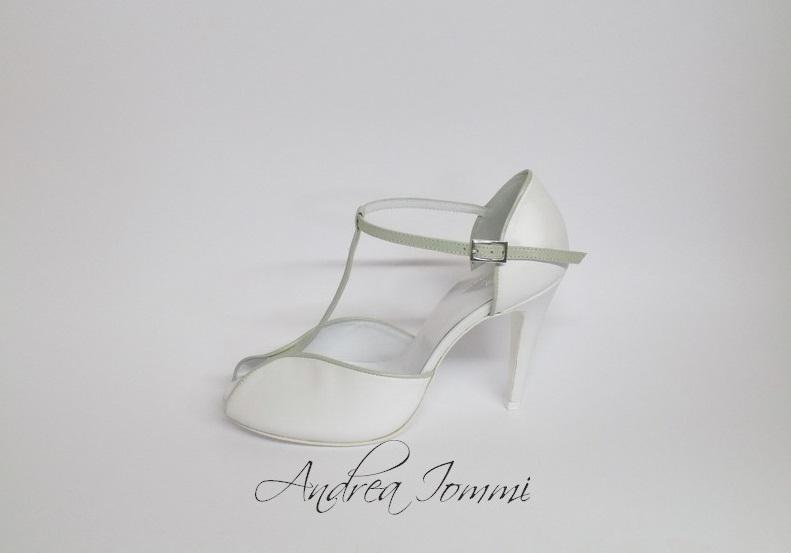 scarpe da sposa 2019