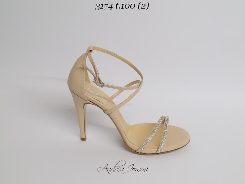 sandali gioiello cipria