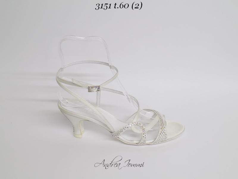 Scarpe gioiello con Cristalli Swarovski
