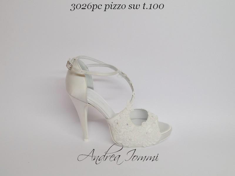 sandalo da sposa