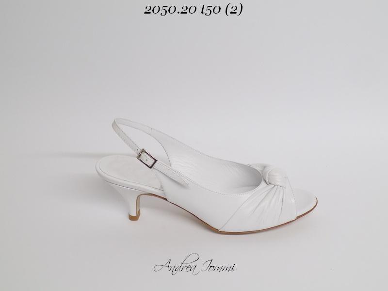 sandali da sposa con tacco basso