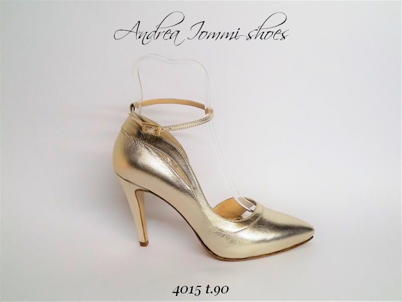 scarpe da sposa con punta chiusa
