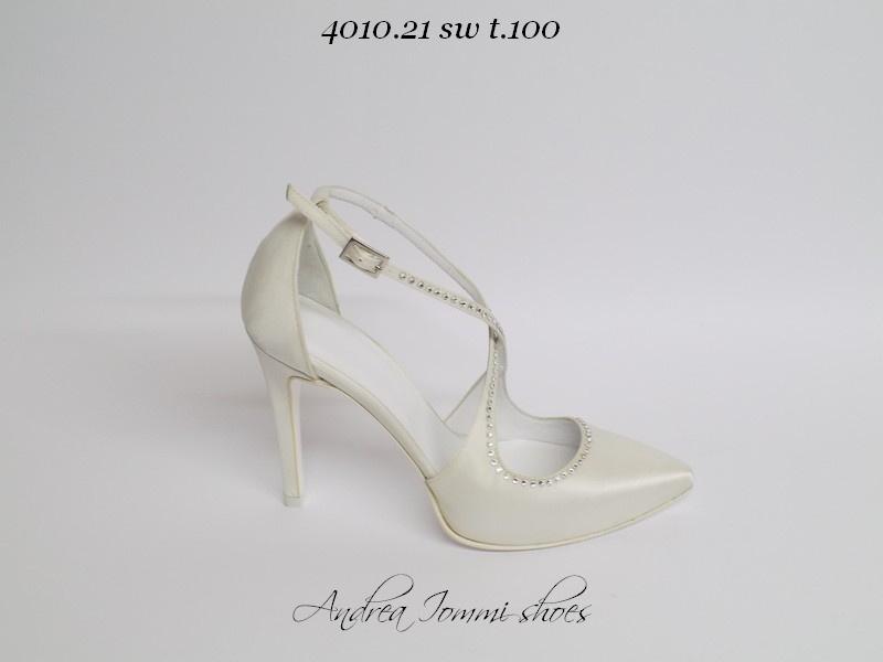 scarpe da sposa punta chiusa