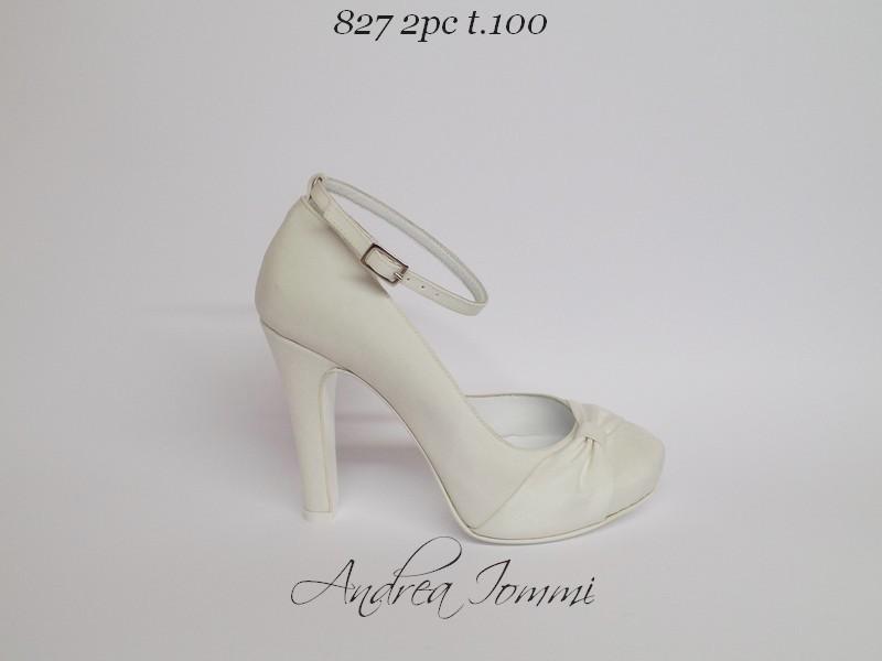 scarpe sposa con punta chiusa
