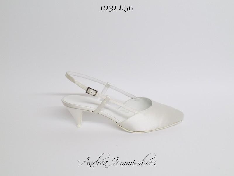 scarpe sposa punta chiusa