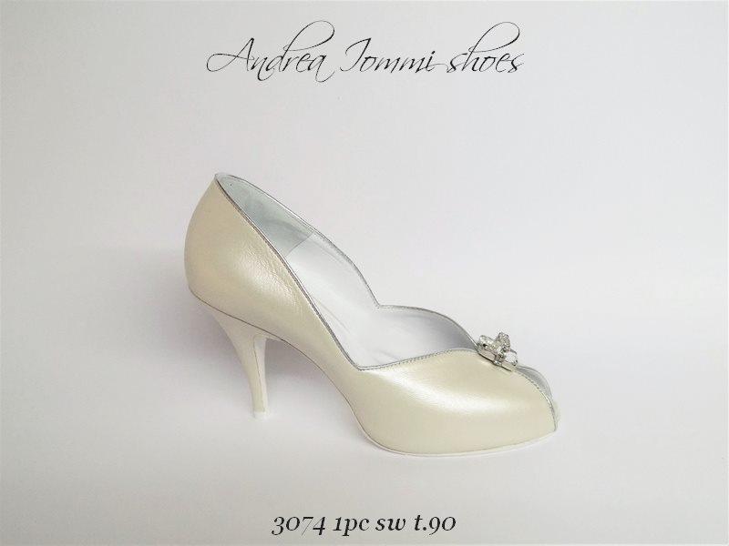 scarpe da sposa spuntate