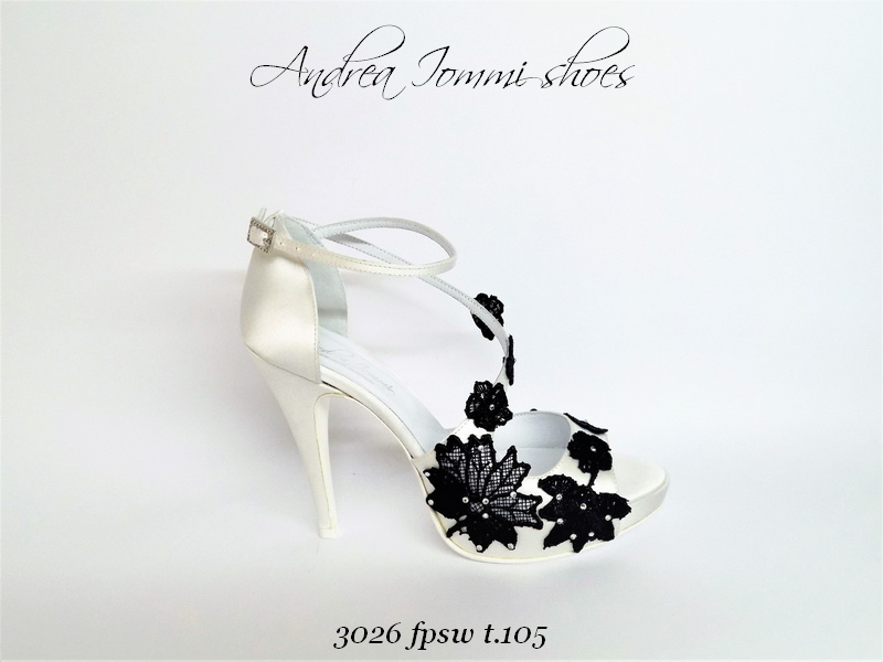 scarpe da sposa colorate