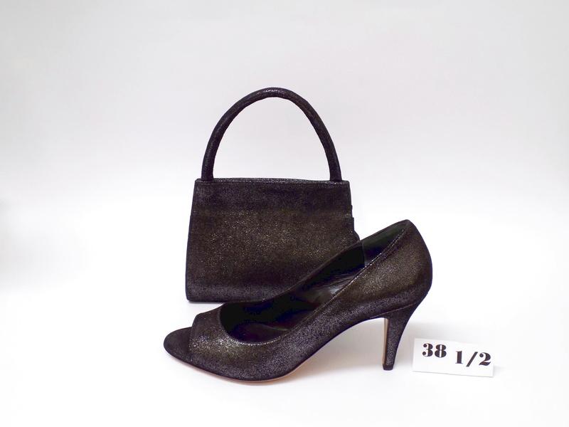 scarpe e borsa artigianali scontati